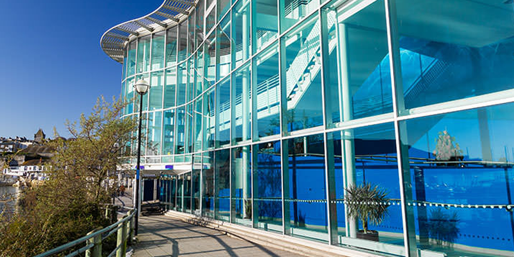A trip to National Marine Aquarium